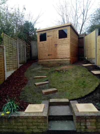 Garden Landscaping - Roy's Garden Service