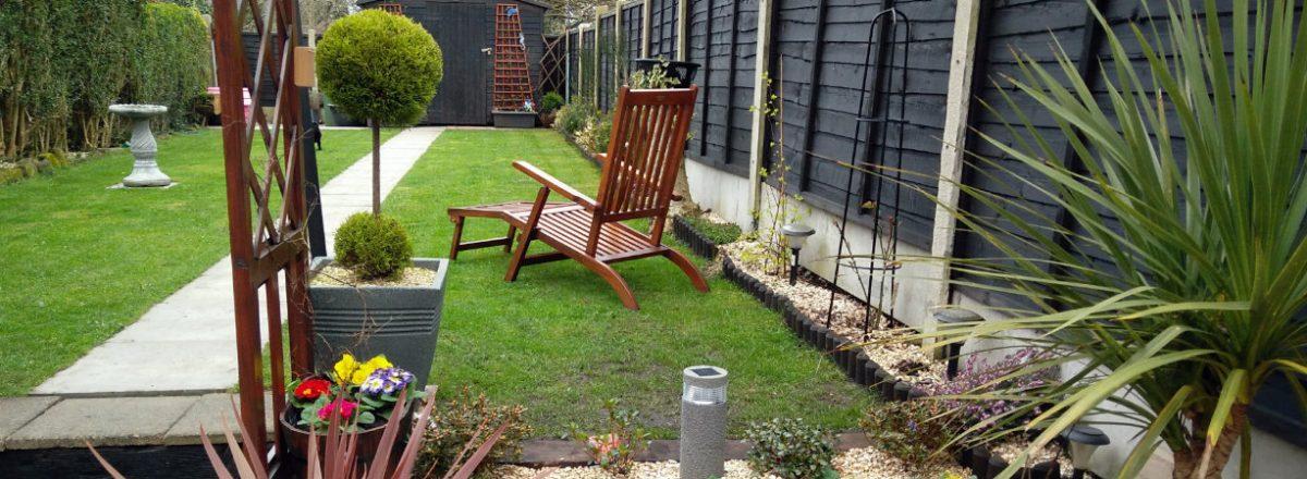 Landscape Gardening - Roy's Garden Services